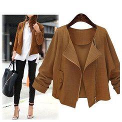 Coronini - Asymmetrical Zip Jacket