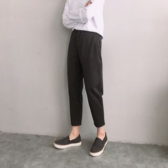 ByPeggie - 八分哈倫褲
