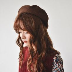 JUSTONE - Wool Blend Beret