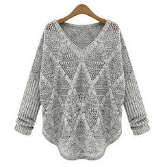 Rocho - Cable Knit Sweater