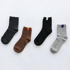 Cutie Bazaar - Plain Socks