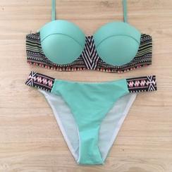Rivergirl - Patterned Bikini