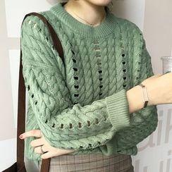 HALOLALA - 針織毛衣