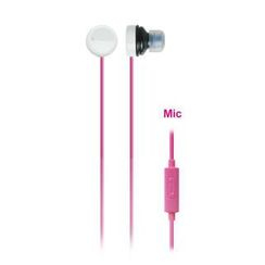 Zumreed - Zumreed ZHP-110S Earphones (with Mic) (Pink)