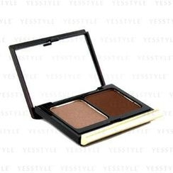 Kevyn Aucoin - The Eye Shadow Duo - # 215 Cool Tan/ Ruddy Earth