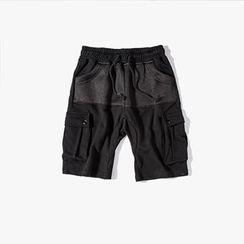MRCYC - Mesh-Panel Shorts