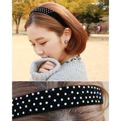 Miss21 Korea - Beaded Headband
