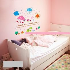 LESIGN - Rainy Day Wall Sticker