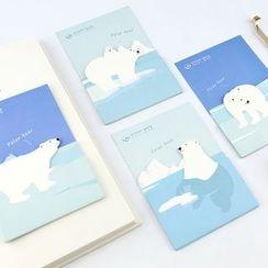 Homey House - 北極熊記事貼