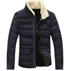Alvicio - Zip-Up Padded Jacket
