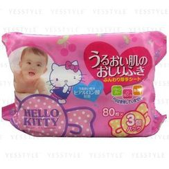 LEC - Water 99.9% Hello Kitty Baby Wipes