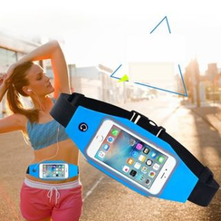 tuban - Waterproof Sports Touchscreen Waist Bag