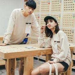 Simpair - Couple Matching Sweatshirt