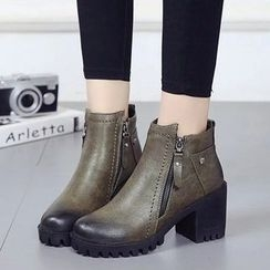 IYATO - 及踝靴
