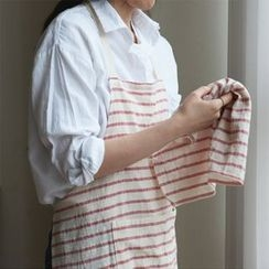 iswas - Striped Apron