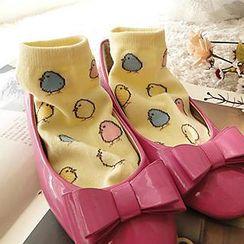 NANA Stockings - Chicken Pattern Socks