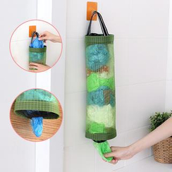Lazy Corner - Rubbish Bag Hanging Organizer