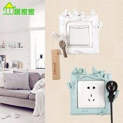 Home Simply - Wall Switch Sticker