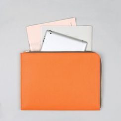 BABOSARANG - Faux-Leather Document Pouch