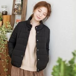 Angel Love - Stand Collar Padded Jacket