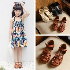 Hambu - Kids Ankle-Strap Sandals