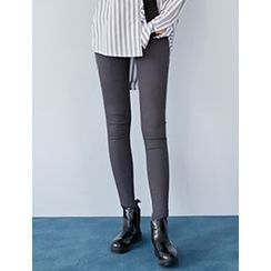 FROMBEGINNING - Colored Skinny Pants
