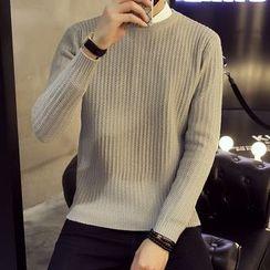 Alvicio - Plain Sweater