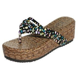 yeswalker - Platform Thong Sandals