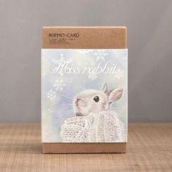 Cute Essentials - Printed Postcard Set