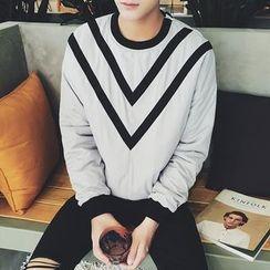 Besto - Padded Sweatshirt
