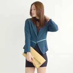 SO Central - Single Button Blazer