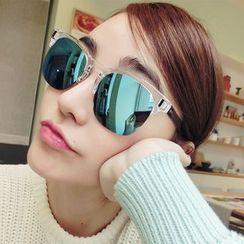 Biu Style - 大框太陽眼鏡