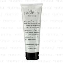 Philosophy - Full Of Promoise For Body Dual-Action Firming Body Cream