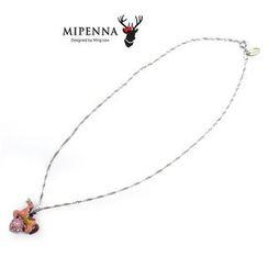 MIPENNA - 甜甜木马-项链