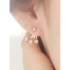 kitsch island - Star Stud Earrings