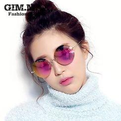 GIMMAX Glasses - 圓形太陽眼鏡
