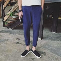 JORZ - Cropped Harem Pants