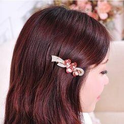Missy Missy - Rhinestone Hair Clip