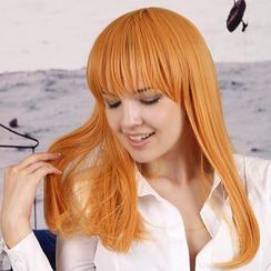 Clair Beauty - Long Full Wig - Bangs