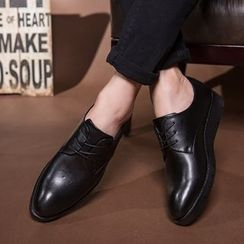 Hipsteria - Faux Leather Dress Shoes