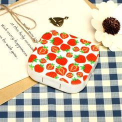 Lens Kingdom - Strawberry Contact Lens Case