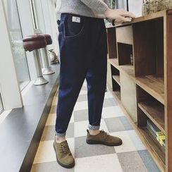 Besto - Drop Crotch Jeans