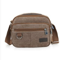 Golden Kelly - Outdoor Canvas Shoulder Bag