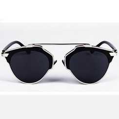 UnaHome Glasses - Metal Frame Sunglasses