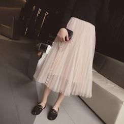 小谷粒 - 网纱裙