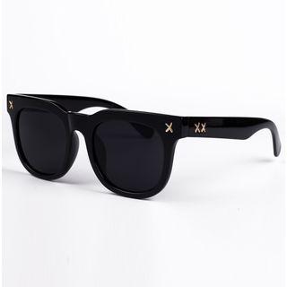 discount ray ban glasses  square sunglasses