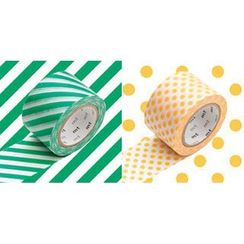 mt - mt Masking Tape : mt wide L (2 Pcs)