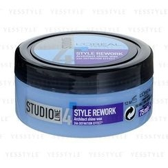L'Oreal - Studio Line 4 Style Rework Architect Shine Wax
