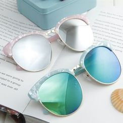 Lose Show - Round Sunglasses