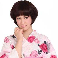 Wigs2You - 蓬松帥氣蘑菇短直髮